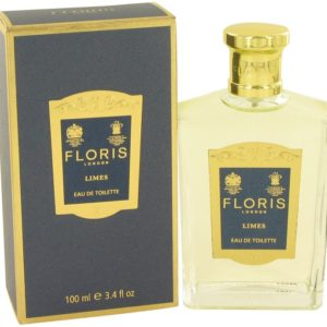 Floris Limes by Floris Eau De Toilette Spray 100ml for Men