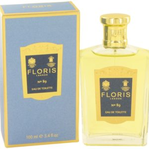 Floris No 89 by Floris Eau De Toilette Spray 100ml for Men