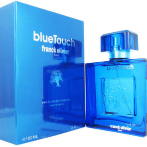 Franck Olivier Blue Touch for men (100 ML / 3.4 FL OZ)