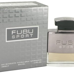 Fubu Sport by Fubu Eau De Toilette Spray 100ml for Men