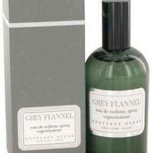 GREY FLANNEL by Geoffrey Beene Eau De Toilette Spray 120ml for Men