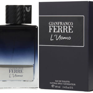 Gianfranco Ferre L'uomo for men (100 ml / 3.4 FL OZ)