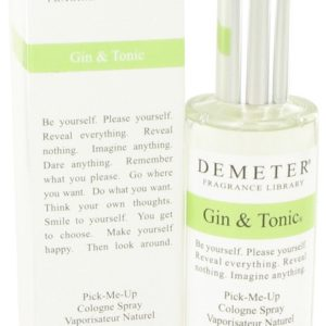 Gin & Tonic by Demeter Cologne Spray 120ml for Men