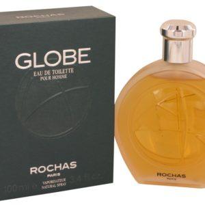 Globe by Rochas Eau De Toilette Spray 100ml for Men