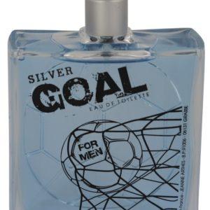 Golden Goal Silver by Jeanne Arthes Eau De Toilette Spray (Tester) 100ml for Men