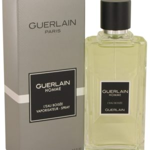 Guerlain Homme L'eau Boisee by Guerlain Eau De Toilette Spray 100ml for Men