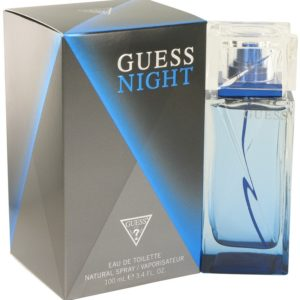 Guess Night by Guess Eau De Toilette Spray 100ml for Men