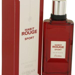 Guerlain Habit Rouge Sport for men  (100 ML / 3.4 FL OZ)