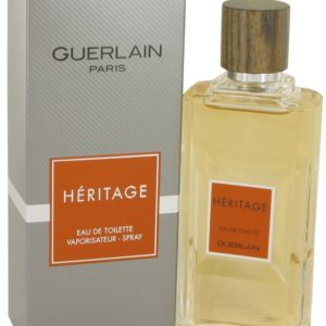 Guerlain Heritage Eau De Parfum for men (100 ML / 3.4 FL OZ)