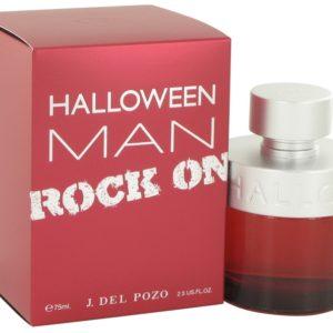 Halloween Man Rock On by Jesus Del Pozo Eau De Toilette Spray 75ml for Men