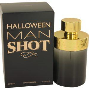 Halloween Man Shot by Jesus Del Pozo Eau De Toilette Spray 125ml for Men
