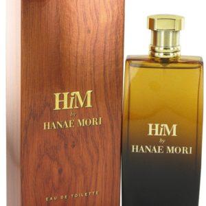 Hanae Mori Him by Hanae Mori Eau De Toilette Spray 100ml for Men