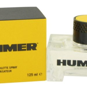 Hummer by Hummer Eau De Toilette Spray 125ml for Men
