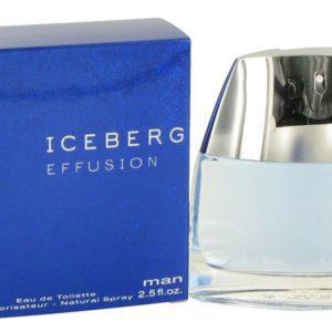 ICEBERG EFFUSION by Iceberg Eau De Toilette Spray 75ml for Men