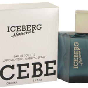 Iceberg Homme by Iceberg Eau De Toilette Spray 100ml for Men