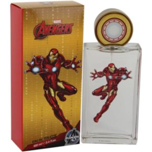 Iron Man Avengers by Marvel Eau De Toilette Spray 100ml for Men