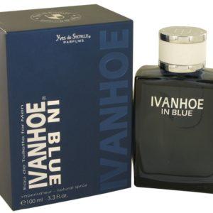 Ivanhoe In Blue by Yves De Sistelle Eau De Toilette Spray 100ml for Men