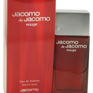 JACOMO DE JACOMO ROUGE by Jacomo Eau De Toilette Spray 100ml for Men