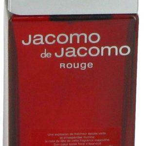 JACOMO DE JACOMO ROUGE by Jacomo Eau De Toilette Spray (Tester) 100ml for Men