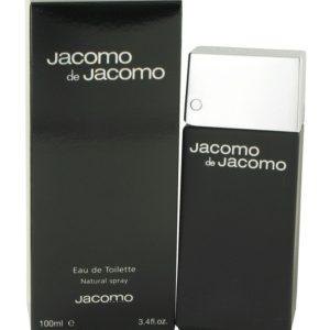 JACOMO DE JACOMO by Jacomo Eau De Toilette Spray 100ml for Men