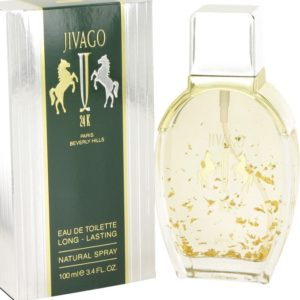 JIVAGO 24K by Ilana Jivago Eau De Toilette Spray 100ml for Men