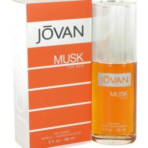 JOVAN MUSK by Jovan Cologne Spray 90ml for Men