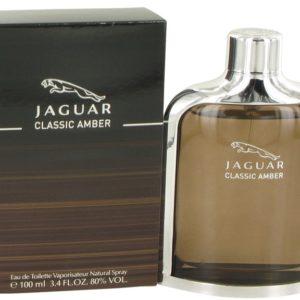 Jaguar Classic Amber by Jaguar Eau De Toilette Spray 100ml for Men