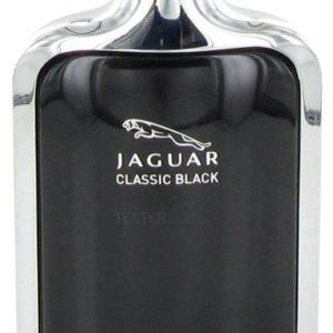 Jaguar Classic Black by Jaguar Eau De Toilette Spray (Tester) 100ml for Men