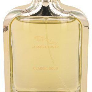 Jaguar Classic Gold by Jaguar Eau De Toilette Spray (Tester) 100ml for Men