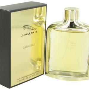 Jaguar Classic Gold by Jaguar Eau De Toilette Spray 100ml for Men