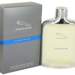 Jaguar Classic Motion by Jaguar Eau De Toilette Spray 100ml for Men