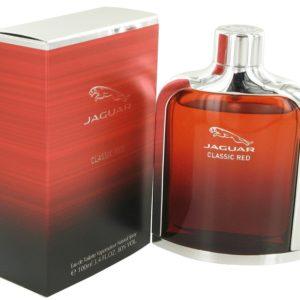 Jaguar Classic Red by Jaguar Eau De Toilette Spray 100ml for Men