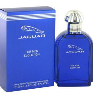 Jaguar Evolution by Jaguar Eau De Toilette Spray 100ml for Men