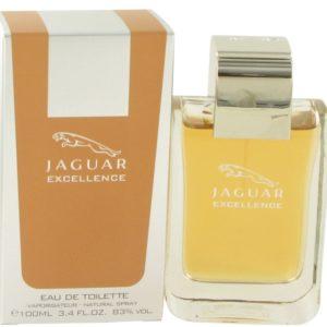 Jaguar Excellence by Jaguar Eau De Toilette Spray 100ml for Men