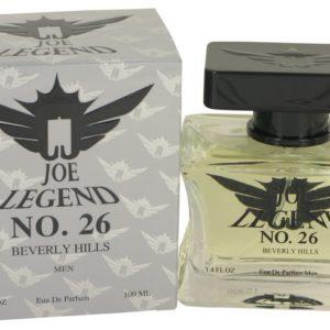 Joe Legend No. 26 by Joseph Jivago Eau De Parfum Spray 100ml for Men