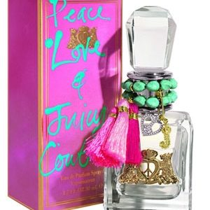 Juicy Couture Peace, Love and Juicy Couture (100 ML / 3.4 FL OZ)