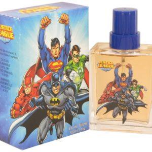 Justice League by Justice League Eau De Toilette Spray 100ml for Men