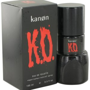 Kanon Ko by Kanon Eau De Toilette Spray 100ml for Men