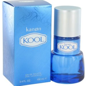 Kanon Kool by Kanon Eau De Toilette Spray 100ml for Men