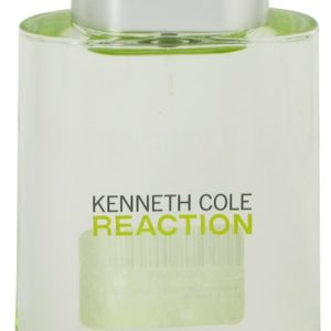 Kenneth Cole Reaction by Kenneth Cole Eau De Toilette Spray (unboxed) 100ml for Men