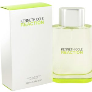 Kenneth Cole Reaction by Kenneth Cole Eau De Toilette Spray 100ml for Men