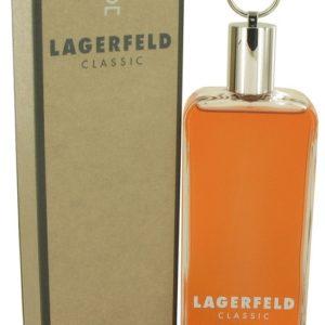 LAGERFELD by Karl Lagerfeld Eau De Toilette Spray 150ml for Men