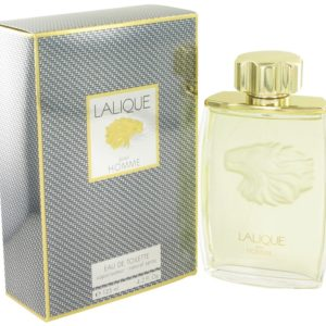 LALIQUE by Lalique Eau De Toilette Spray (Lion) 125ml for Men