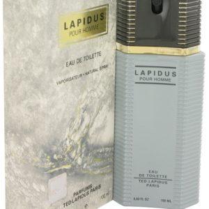 LAPIDUS by Ted Lapidus Eau De Toilette Spray 100ml for Men
