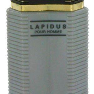 LAPIDUS by Ted Lapidus Eau De Toilette Spray (Tester) 100ml for Men
