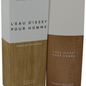 L'EAU D'ISSEY Fleur De Bois (Limited Wood Edition) by Issey Miyake Eau De Toilette Spray 100ml for Men