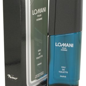 LOMANI by Lomani Eau De Toilette Spray 100ml for Men