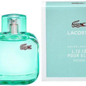 Lacoste Eau De Lacoste L.12.12 Pour Elle Natural for women (90 ml / 3 FL OZ)