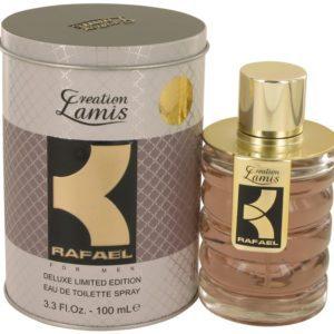 Lamis Rafael by Lamis Eau De Toilette Spray Deluxe Limited Edition 100ml for Men