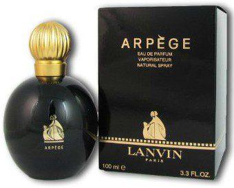Lanvin Arpege black